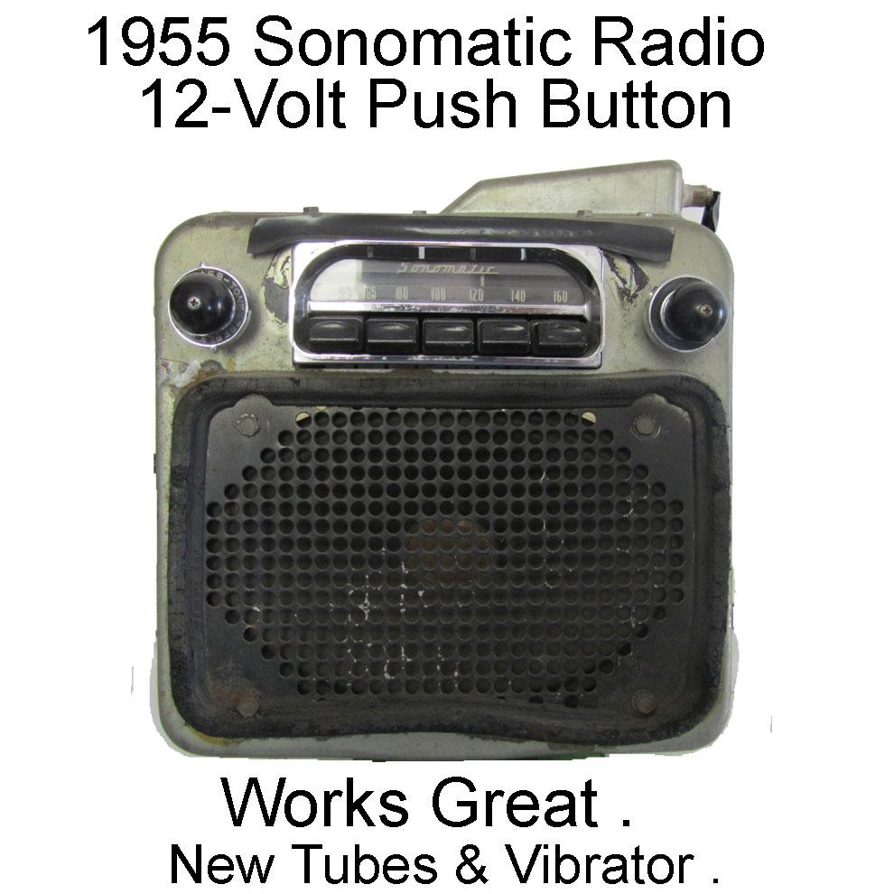 Antennas & Radio Items